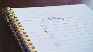در ساعات اولیه شروع به کار، مواردی که ضروری هستند را در اولویت تان اختصاص دهید